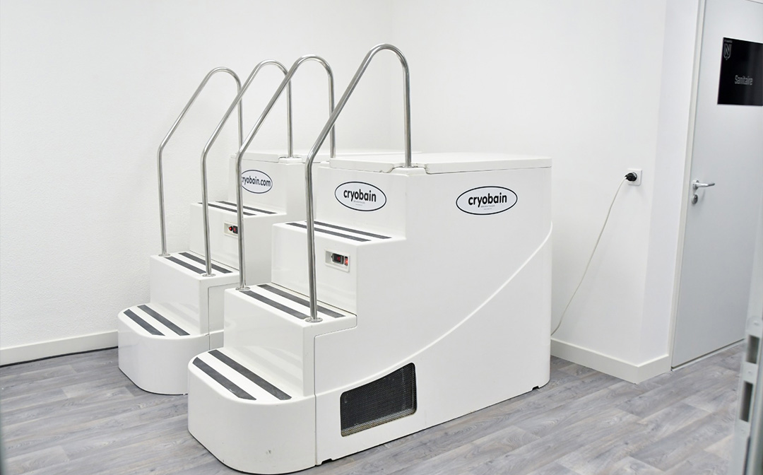 Cryothérapie facile