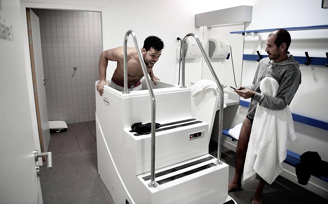 Thérapie cryothérapie