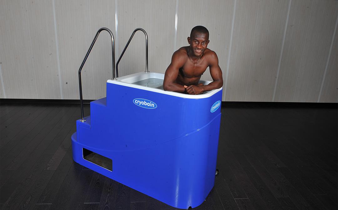 Cryothérapie pour le sport